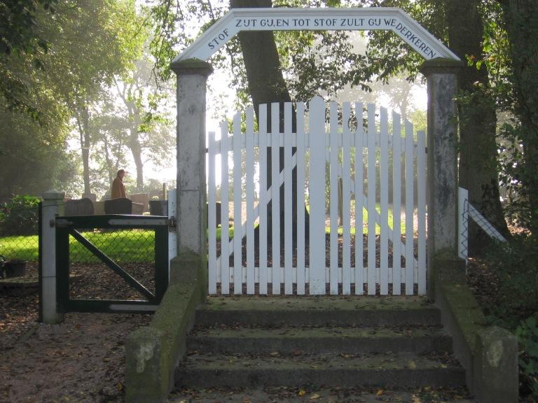 kerkhof Oosterend