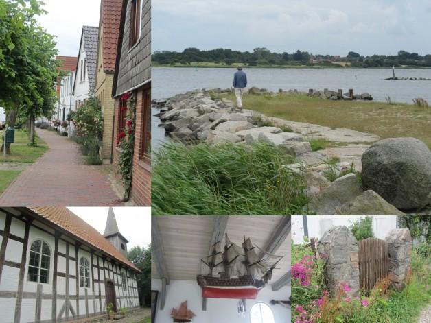 Arnis, kleinste stad van Duitsland