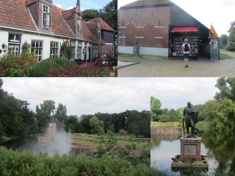 Trekvogelpad Bergen-Alkmaar 16-08-2016